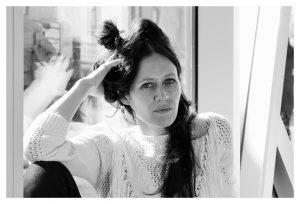 Portrait of Lara Kramer